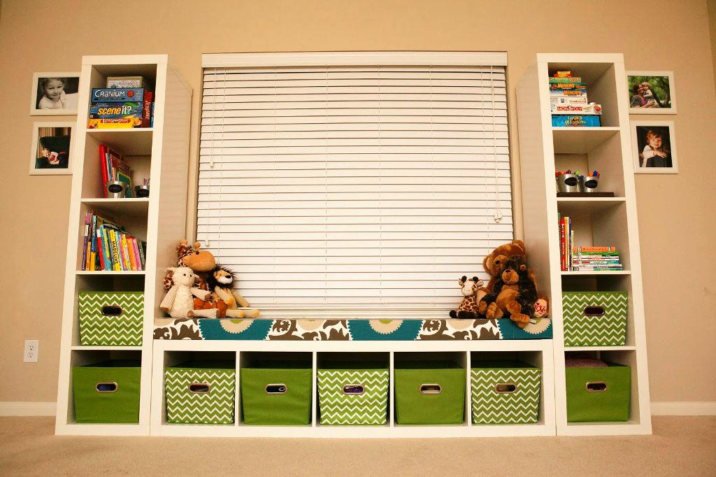 IKEA Toy Storage Pinterest