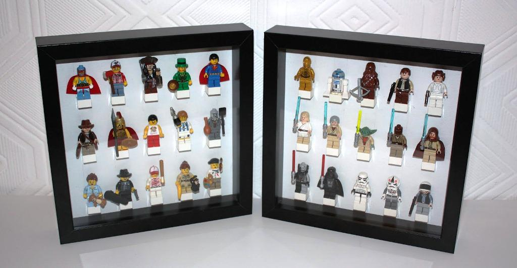 Image of: IKEA Wall Display Case