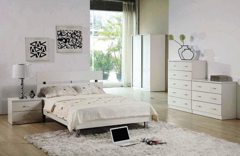 IKEA White Bedroom Furniture Color Ideas
