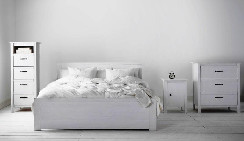 IKEA White Bedroom Furniture Sets Ideas