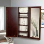 Jewelry Armoire IKEA Wall Mounted