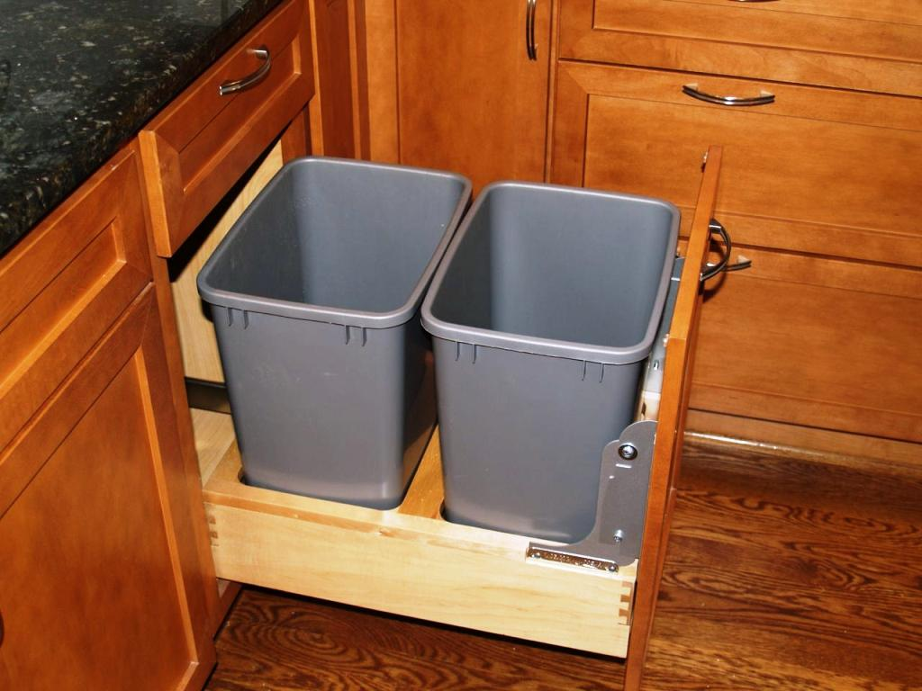 Kitchen IKEA Storage Bins