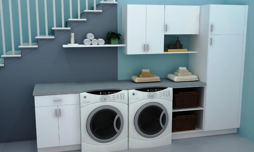 Laundry Room Design IKEA