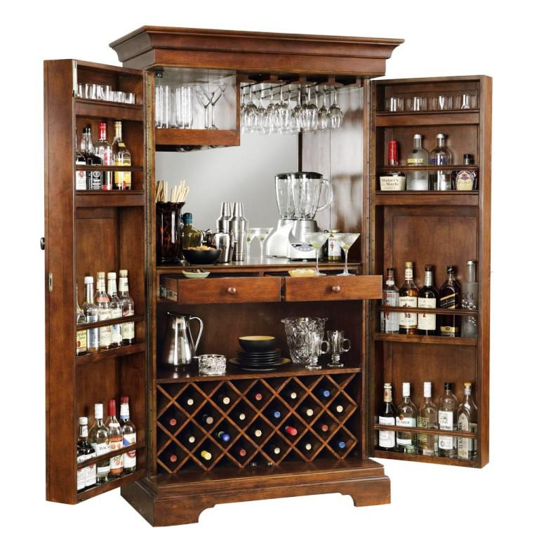 Liquor Cabinet IKEA Storage Furniture