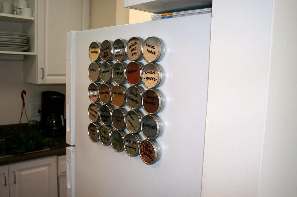 Magnetic Spice Rack IKEA