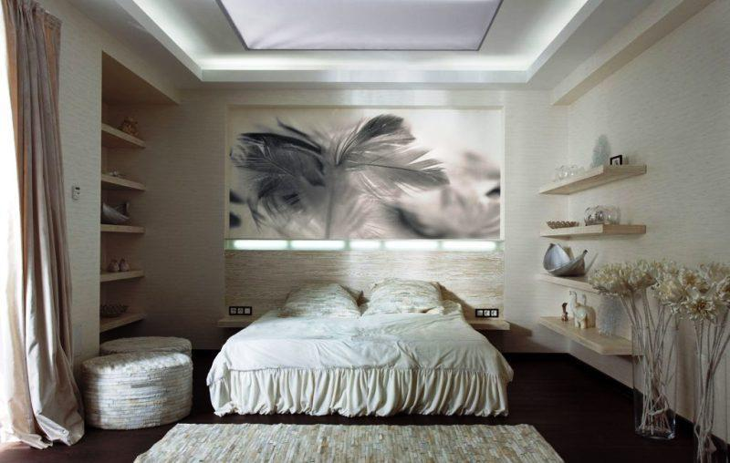 Master IKEA White Bedroom Furniture Ideas