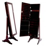 Mirror Jewelry Armoire IKEA