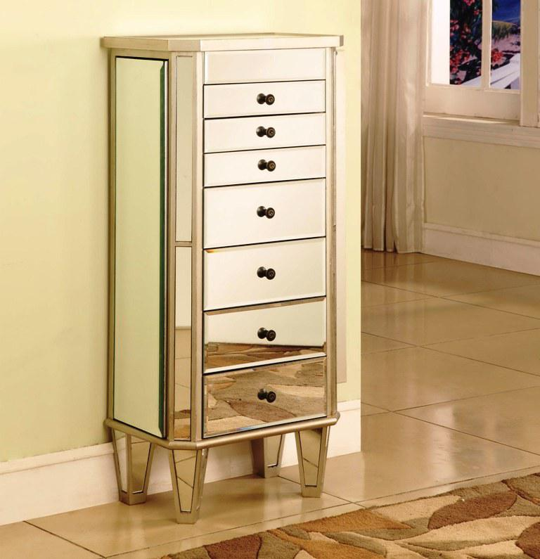 Mirrored Armoire IKEA