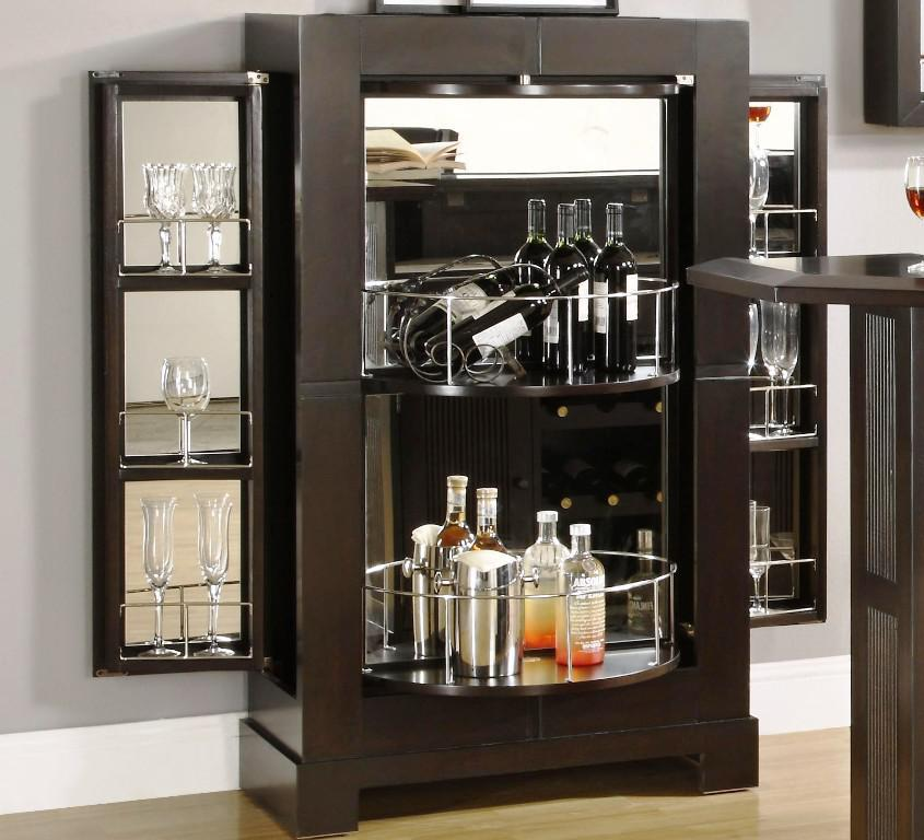 Modern Bar Cabinet IKEA Design Ideas