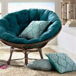 Papasan Chair IKEA As Bedroom Accent Decor With Comfort