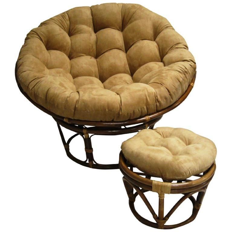 Papasan Chair IKEA Set