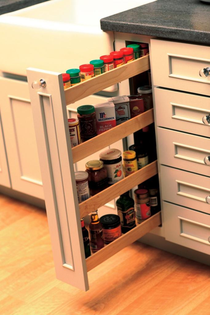 Pull Out Spice Rack IKEA