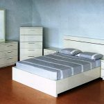 Simple IKEA White Bedroom Furniture Set