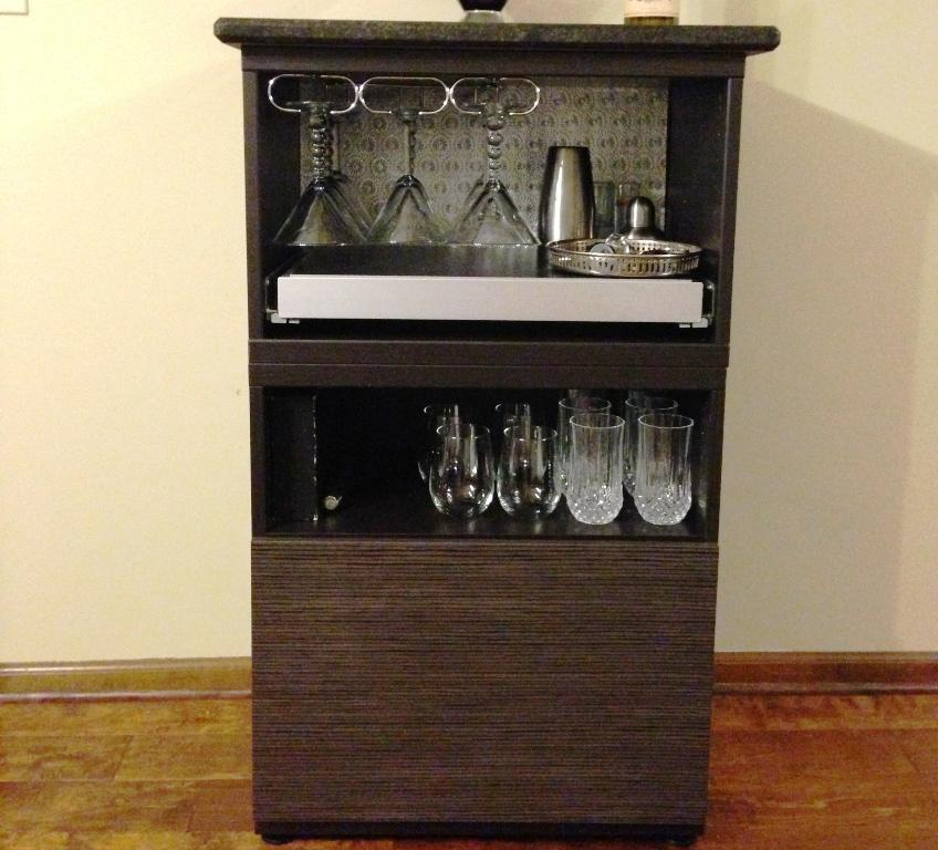 Standalone Bar Cabinet IKEA Design Ideas