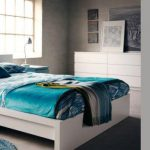 Stylish IKEA White Bedroom Furniture Ideas