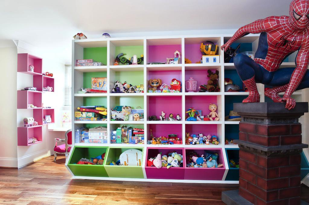 Toy Storage For Kids Rooms IKEA