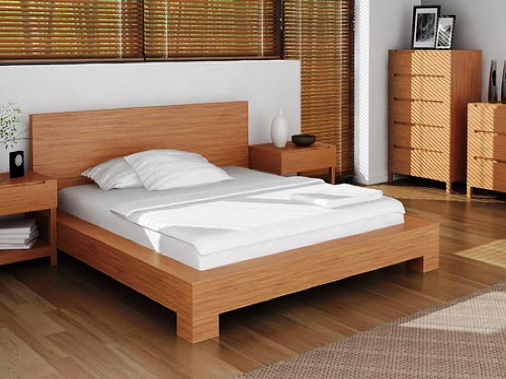 Best IKEA Full Bed Frame Solid Wood With Headboard