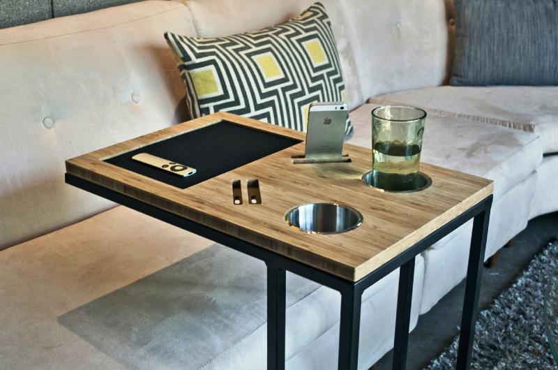 Couch Table IKEA HACK Design Ideas