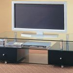 Glass TV Stand IKEA