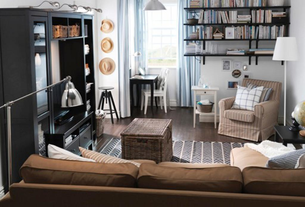Ideas For Small Living Rooms IKEA