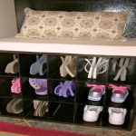 IKEA Bench With Shoe Storage