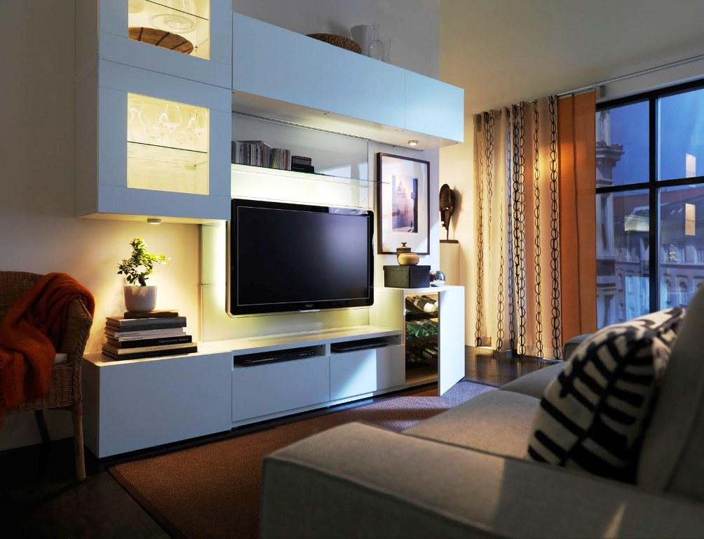 IKEA Ideas For Small Living Room