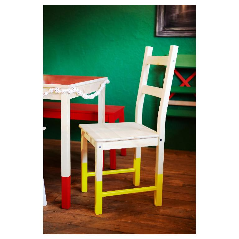 Image of: IKEA Ivar Chair