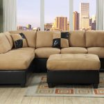 IKEA Microfiber Sectional