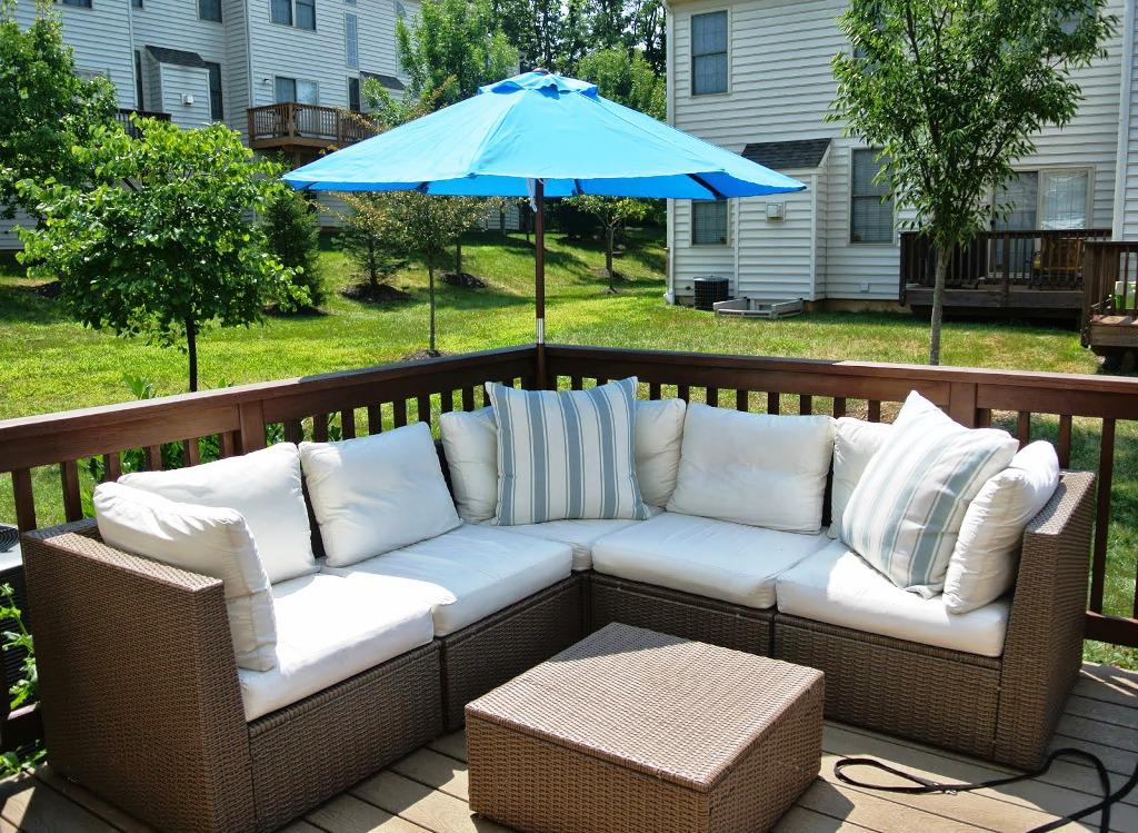 IKEA Outdoor Sectional