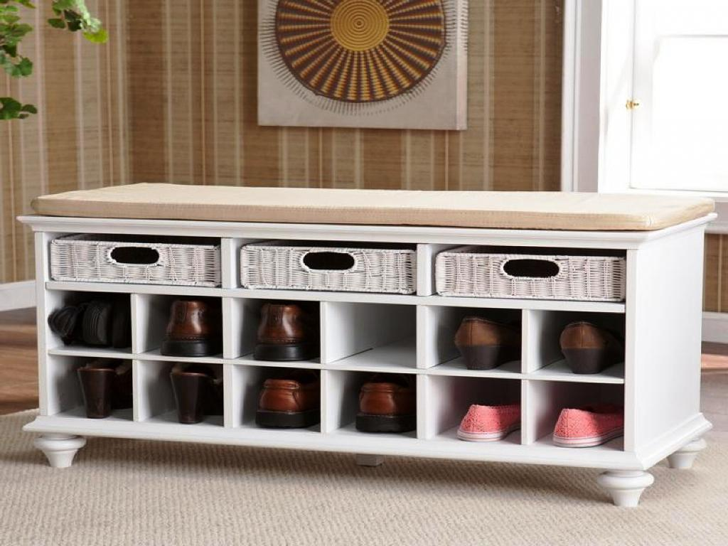 IKEA Shoe Storage Bench