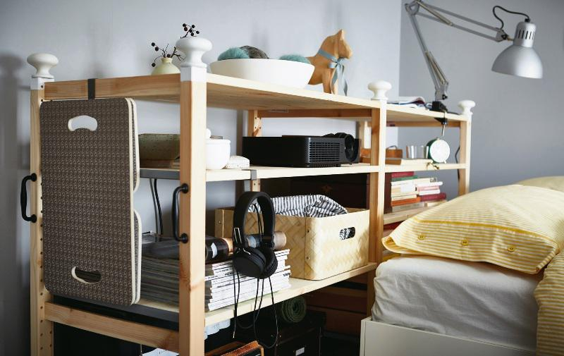 Image of: Ivar Side Units From IKEA