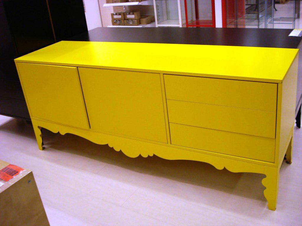 Narrow Sideboard IKEA
