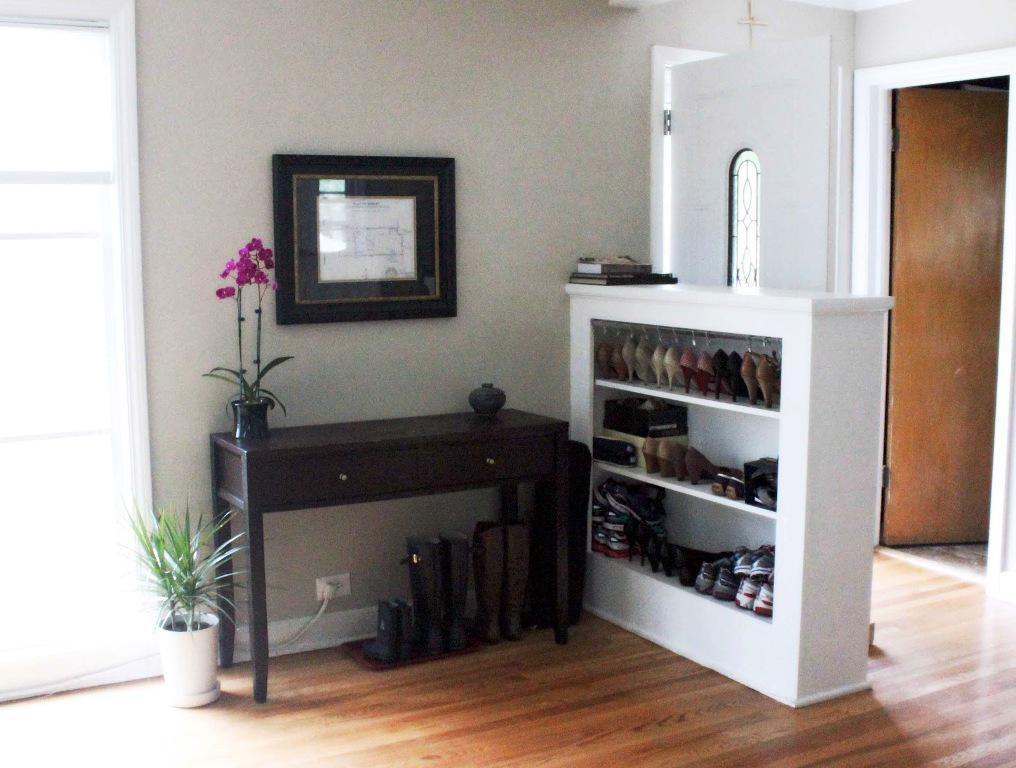 Image of: Shoe Storage Solutions IKEA