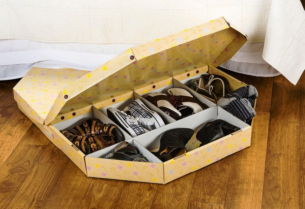 Underbed Shoe Storage IKEA