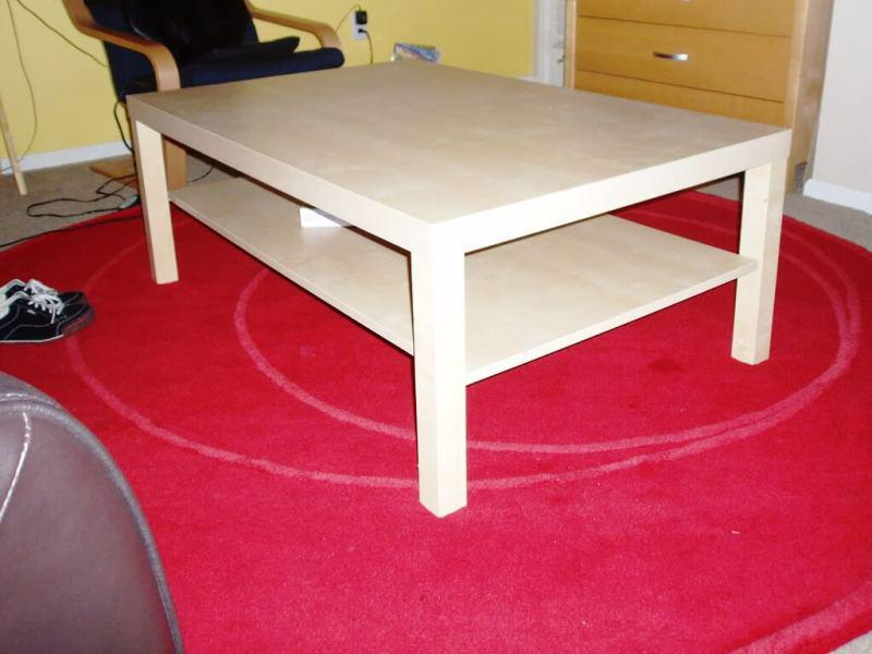 Best IKEA Lack Coffee Table