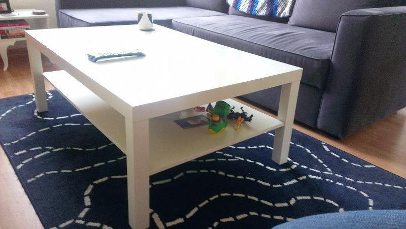 White Lack Table IKEA