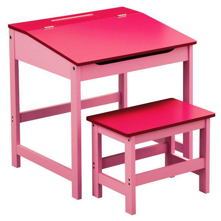Image of: Childrens Desk And Chair Set IKEA