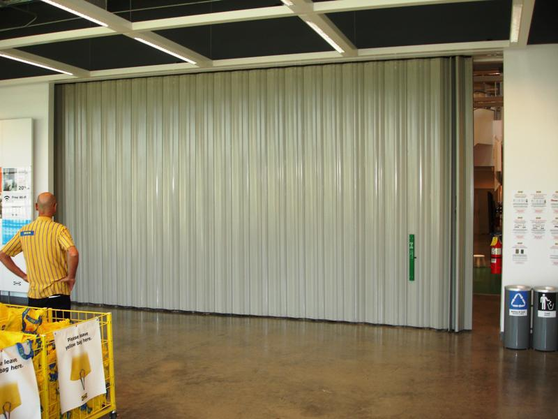 Commercial Accordion Doors IKEA