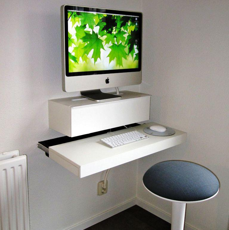 Image of: Desk And Chair IKEA