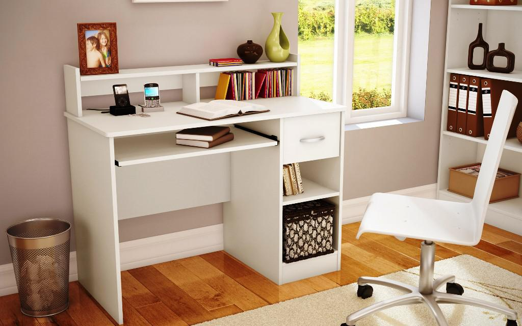 Image of: Desk And Chair Set IKEA