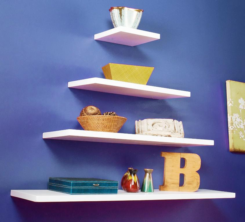 Floating Shelf Brackets IKEA