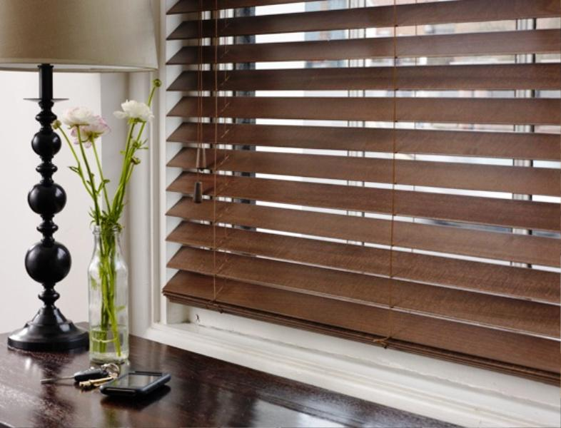 IKEA Blinds Wooden Venetian