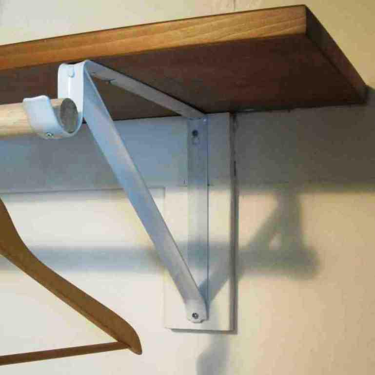IKEA Brackets For Shelf