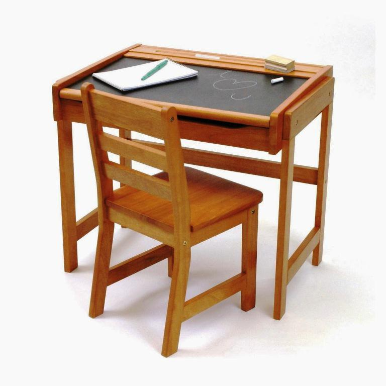 Image of: IKEA Childrens Desks And Chairs