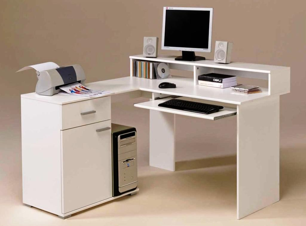 Image of: IKEA Corner Desk Top