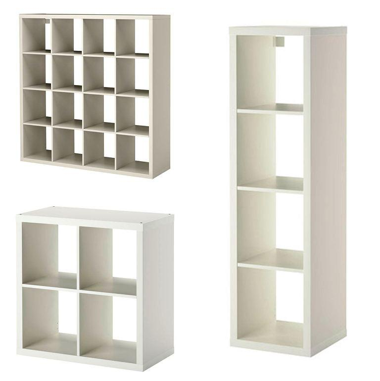 IKEA Cube Storage Shelves