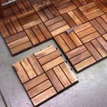 IKEA Flooring Interlocking Deck Tiles