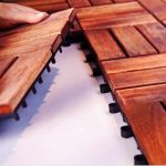 IKEA Flooring Outdoor Interlocking Tiles