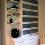 IKEA Glass Wall Cabinet