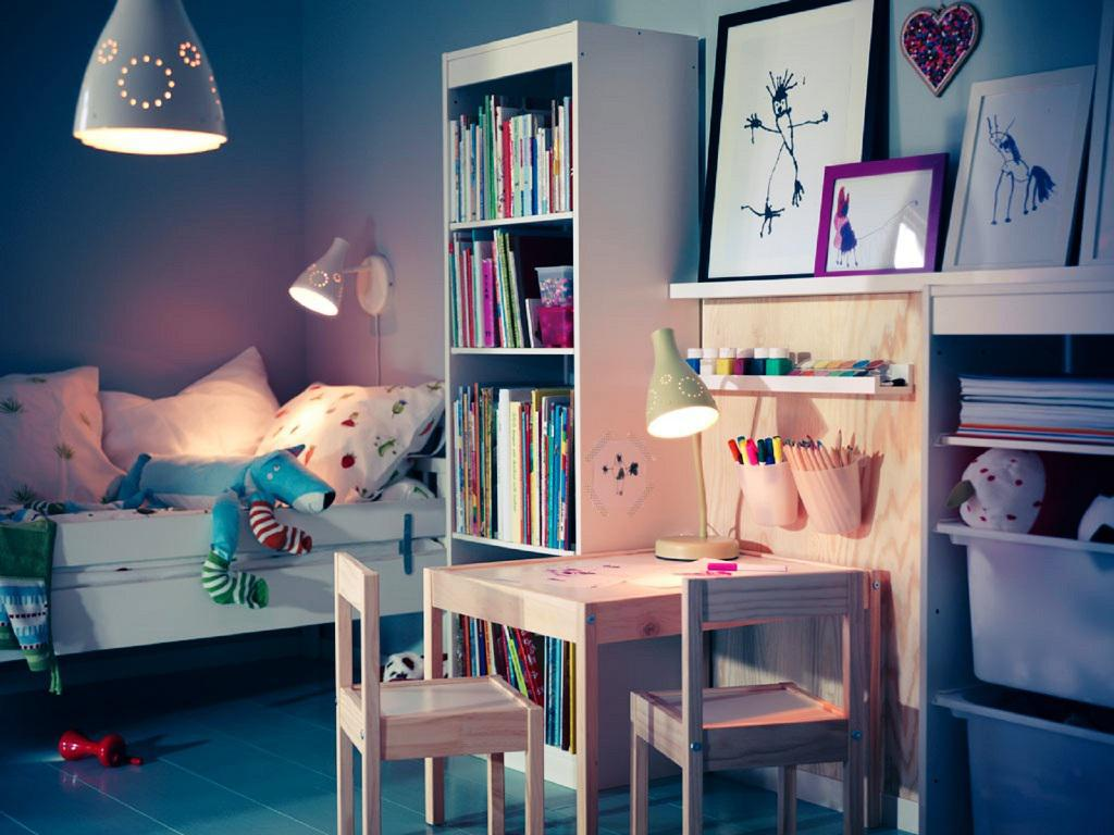 Image of: IKEA Kids Desk And Chair